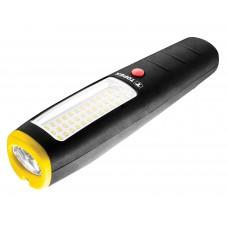 Taskulamp LED-236, LED-15, 3 watti, 3xAA