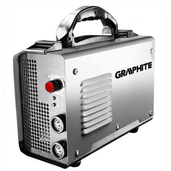 Keevitusaparaat (inverter) 10-200A 1,6-5,0 elktr.