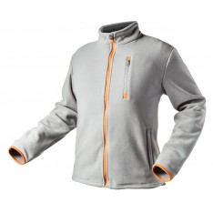 Polaar-fliisist jope, hall , softshell,  S/48