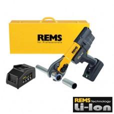 Pressinstrument REMS Mini-Press 22 V ACC Li-Ion Basic-Pack