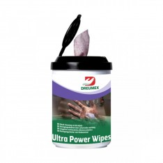 Dreumex Ultra Power Wipes puhastuslapid 90tk